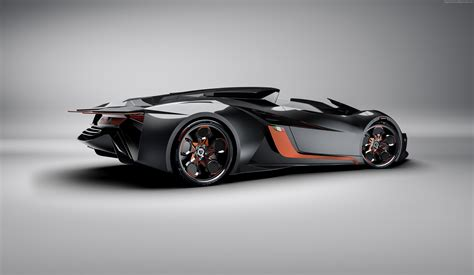 Wallpaper Lamborghini Diamante Electric Cars Concept 4k