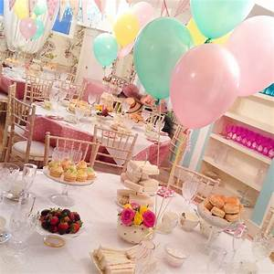 Tea Party :: birthday teas, hen parties, baby showers