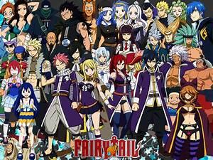 ~Fairy Tail♥ - Fairy Tail Wallpaper (34963854) - Fanpop
