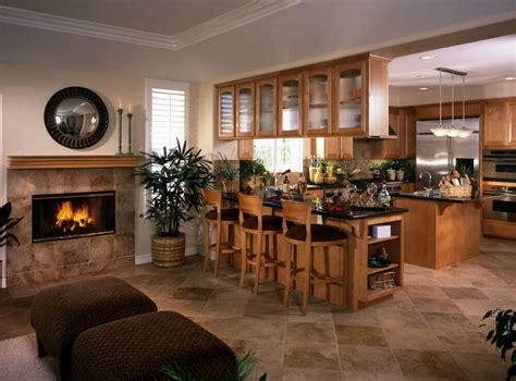 Kitchen With Both Peninsula And Island by 124 Custom Luxury Kitchen Designs Part 1