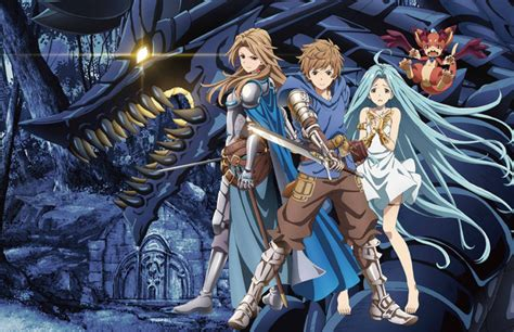 Fantasy Anime Of 2017 Granblue Fantasy Tv Special Gets New Key Visual Anime Herald
