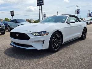 Pre-Owned 2019 Ford Mustang EcoBoost Premium Convertible in Fort Walton Beach #PK5150675 | Step ...