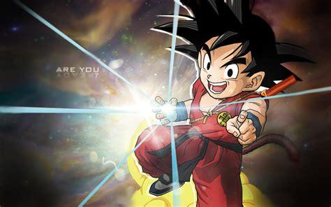 Dragon Ball Z Wallpaper 1080p Kid Goku Wallpapers Wallpaper Cave
