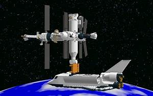 LEGO Ideas - Product Ideas - MIR Space Station