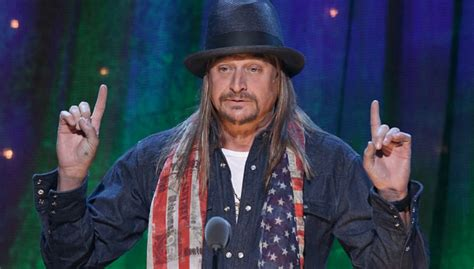 Picture Kid Rock Featuring Sheryl Crow: Kid Rock Down 18 Points In New Michigan Senate Poll
