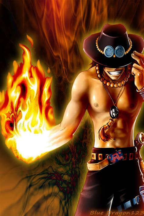 fire  ace  blue dragon