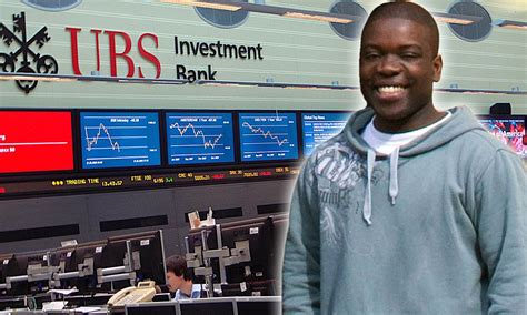 Ubs Trading Floor London by Kweku Adoboli Swiss Bank Ubs Forced To Admit Rogue