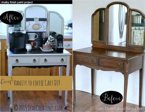 Kitchen Cabinet Decor Ideas - home decor ideas diy chalkyfinish painted vanity