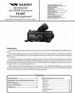 C Yaesu Ft 897 Service Manual