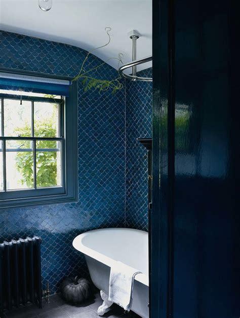 blue tiles bathroom ideas 40 blue bathroom tile ideas and pictures