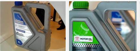 daftar harga oli mobil toyota dari berbagai merk tahun