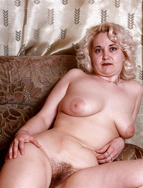 glasha someones hairy blond mom from russia 62 pics