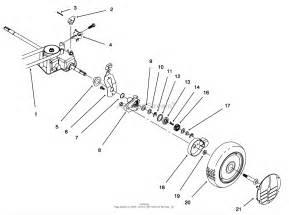 Toro 20462  Super Recycler Lawnmower  1995  Sn 5900001