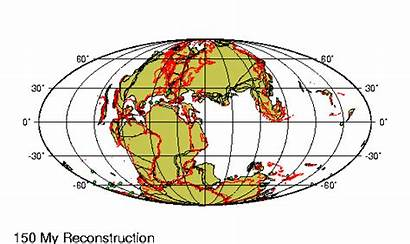 Deriva Continental Portalplanetasedna Recurso Tomado Ar