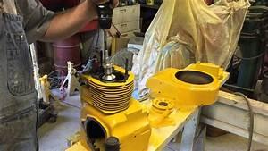 Cub Cadet Model 149 Refurbish Part 7 Honing The Kohler