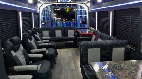party buses  limo buses  sale  sell limos