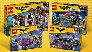 The LEGO Batman Movie: Rivelate le Scatole dei set - Mattonito