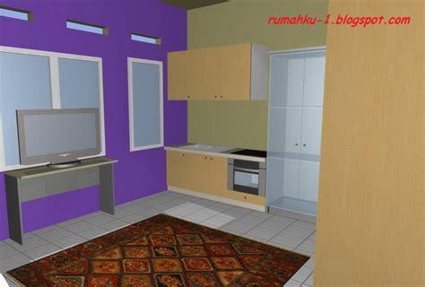 rumahku  design interior minimalis rumah type