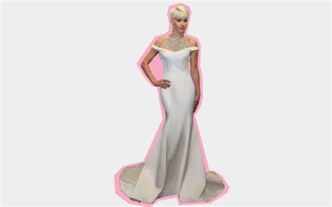 Off-the Shoulder Wedding Dresses