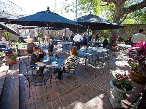 the patio cafe houston s best restaurant patios 10 cool places with
