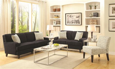 transitional style furniture stores finley transitional styled sofa with track arms graphite 6349