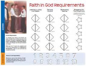 LDS Faith in God Boys