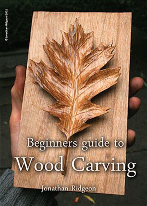 beginners guide  wood carving tutorial  book