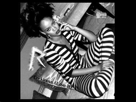 Rihanna  Cockiness (love It) (audio) Youtube