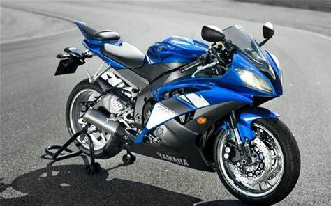 Legal Yamaha Moto Yzf-r6 Papéis De Parede
