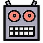 Robot Icon Bot Svg Clipart Robots Wikipedia