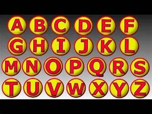 english alphabet sing the alphabet with me by alain le With show alphabet letters