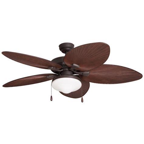 bronze outdoor ceiling fan hton bay gazebo ii 52 in indoor outdoor weathered