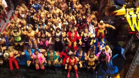 wwe action insider jakks deluxe da figure collection