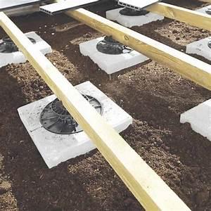 Plot Plastique Terrasse : dalle stabilisatrice de plot idb pierdor ~ Edinachiropracticcenter.com Idées de Décoration