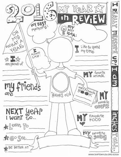 Printable Activity End Fun Coloring Pages Sheet