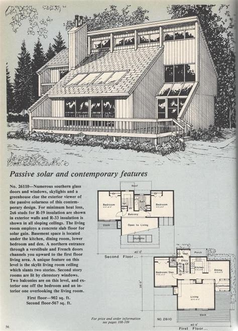 modern contemporary house vintage house plans contemporary passive solar vintage