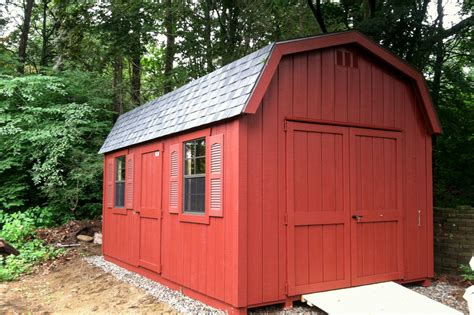 Barn Shed by Sheds A Classic Is Always In Style The Barn Yard Great
