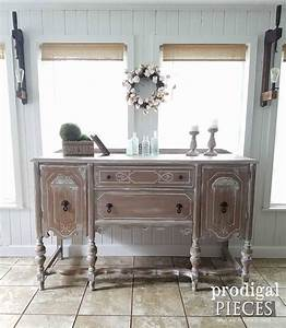 Shabby Chic Buffet. primp junktion shabby chic buffet. shabby chic ...