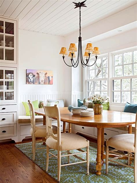 dining room rugs bhg centsational style