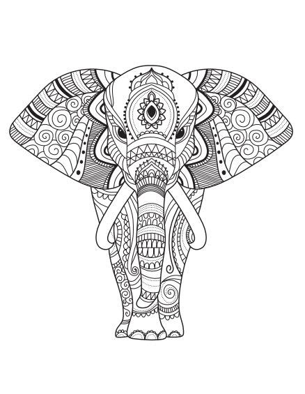 FREE Adult Coloring Pages: 35 Gorgeous Printable Coloring