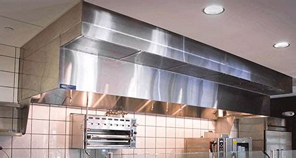 Commercial Kitchen Hood Accessories  Streivor Air Systems