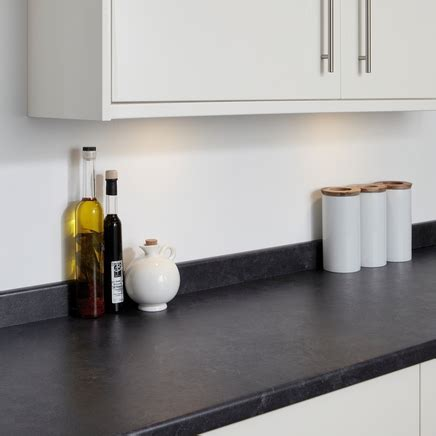 Basalt Slate Honed worktop   Kitchen worktops   Howdens
