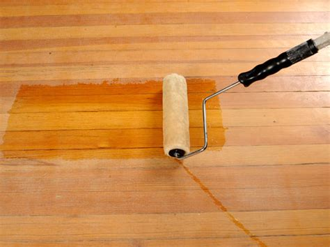 how to stain and seal hardwood floors dummies - How To Seal A Hardwood Floor