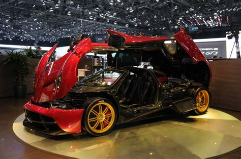 Pagani Huayra Technical Specifications And Fuel Economy