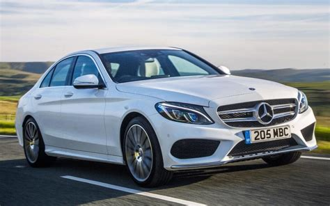 Mercedes Cclass Review This, Or A Jaguar Xe?