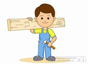 Cartoon Woodworking Tools With Original Creativity