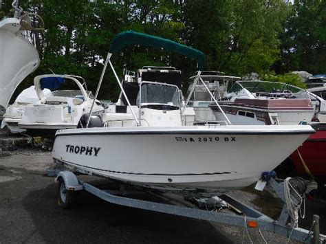 Trophy Boats Models by Trophy 1703 Center Console Boats For Sale Boats