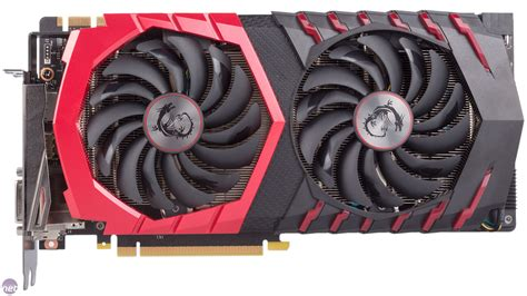 Msi Geforce Gtx 1080 Gaming X 8g Review Fcco