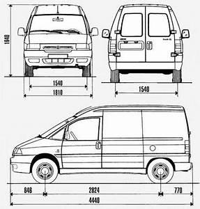 Dimension Peugeot Expert L1h1 : fiat scudo i dane techniczne ~ Medecine-chirurgie-esthetiques.com Avis de Voitures