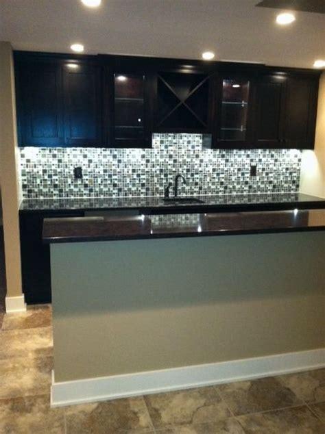 Basement Bar Backsplash by Basement Bar Cool Backsplash For The Home